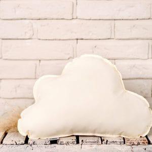 Chmurka poduszka dla dzieci ekologiczna