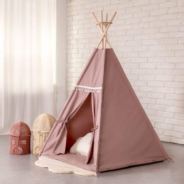 Namiot Tipi dla dziecka wrzosowy